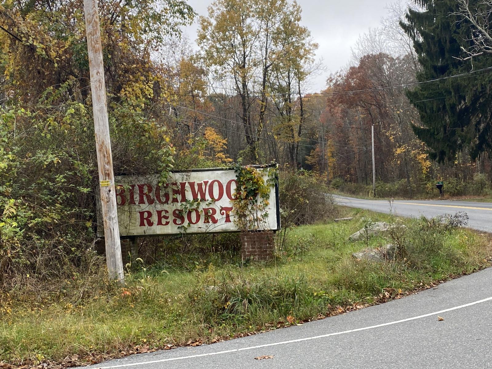 Birchwoodsign